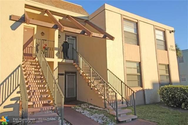7360 NW 18th St #208, Margate, FL 33063 (MLS #F10215242) :: Berkshire Hathaway HomeServices EWM Realty