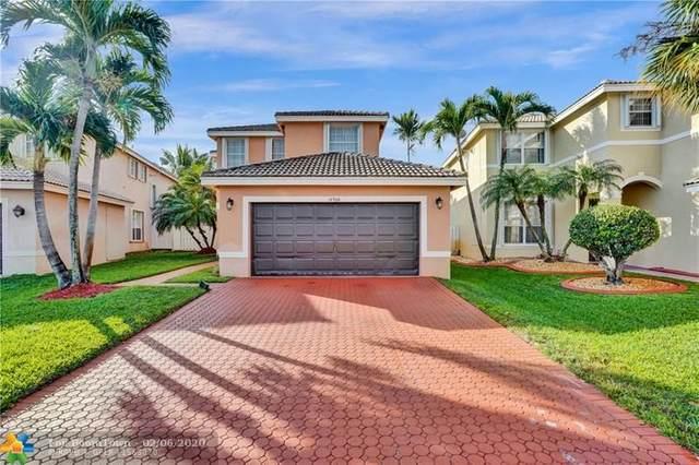 14964 SW 21st Street, Miramar, FL 33027 (MLS #F10215267) :: The Paiz Group