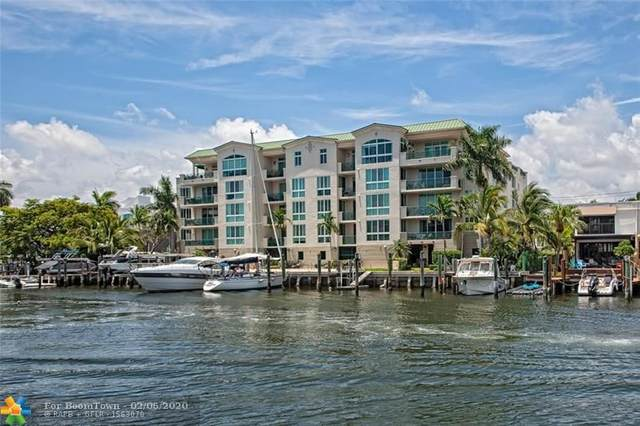 400 Hendricks Isle #301, Fort Lauderdale, FL 33301 (MLS #F10215311) :: RE/MAX