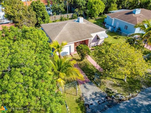 221 NE 48th St, Miami, FL 33137 (MLS #F10215354) :: Berkshire Hathaway HomeServices EWM Realty