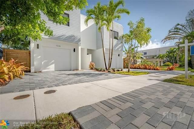 1226 NE 11 AVE #1226, Fort Lauderdale, FL 33304 (MLS #F10215361) :: Green Realty Properties