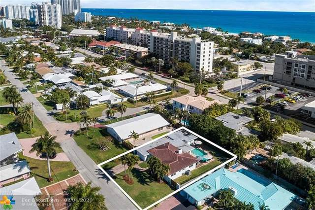 2212 NE 32nd Ave, Fort Lauderdale, FL 33305 (MLS #F10215375) :: The Howland Group