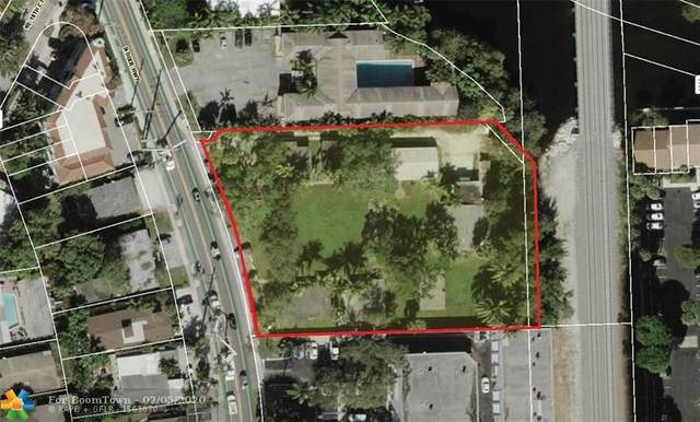 1822 N Dixie Hwy, Fort Lauderdale, FL 33305 (MLS #F10215403) :: Castelli Real Estate Services