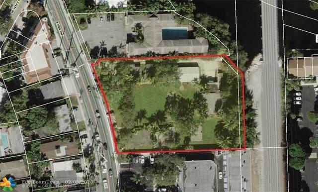 1822 N Dixie Hwy, Fort Lauderdale, FL 33305 (MLS #F10215404) :: Green Realty Properties