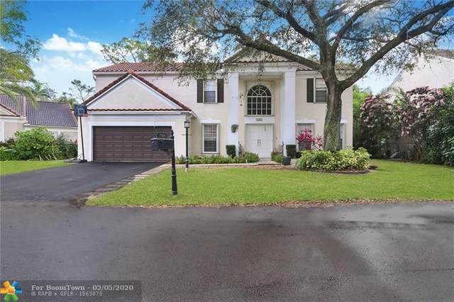 7503 W Live Oak Dr, Coral Springs, FL 33065 (MLS #F10215418) :: GK Realty Group LLC