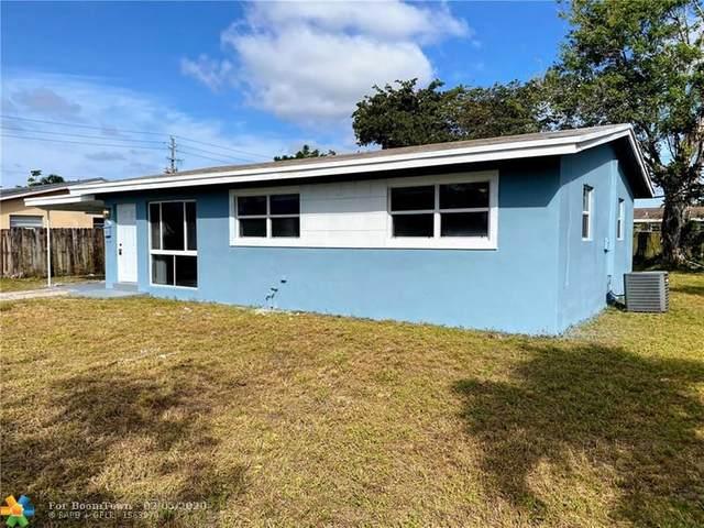 3641 SW 22nd St, Fort Lauderdale, FL 33312 (MLS #F10215487) :: Berkshire Hathaway HomeServices EWM Realty