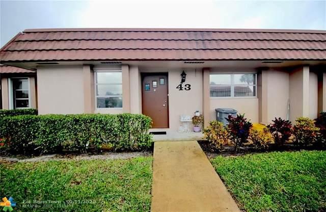5725 Fernley Dr #43, West Palm Beach, FL 33415 (MLS #F10215563) :: Berkshire Hathaway HomeServices EWM Realty
