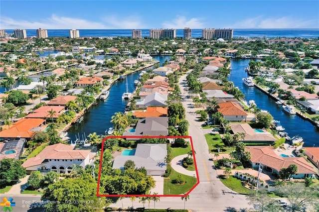 3001 NE 57th Ct, Fort Lauderdale, FL 33308 (MLS #F10215578) :: The O'Flaherty Team