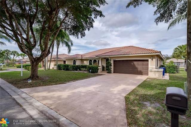 6045 NW 56th Ct, Coral Springs, FL 33067 (MLS #F10215675) :: Green Realty Properties