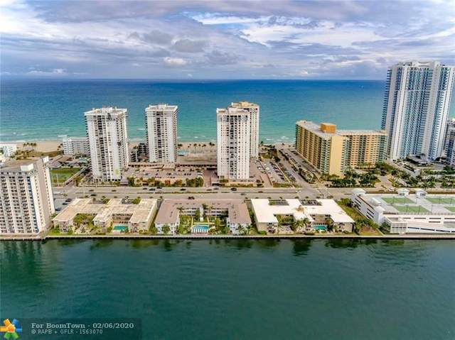 2101 S Ocean Dr #504, Hollywood, FL 33019 (MLS #F10215696) :: The O'Flaherty Team