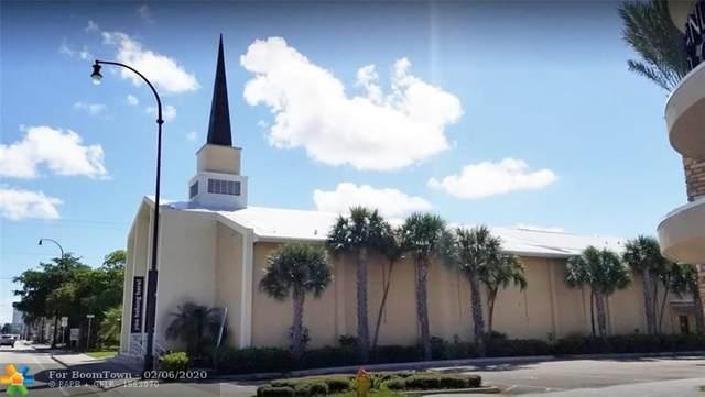 214 E Hallandale Beach Blvd, Hallandale, FL 33009 (MLS #F10215699) :: The O'Flaherty Team