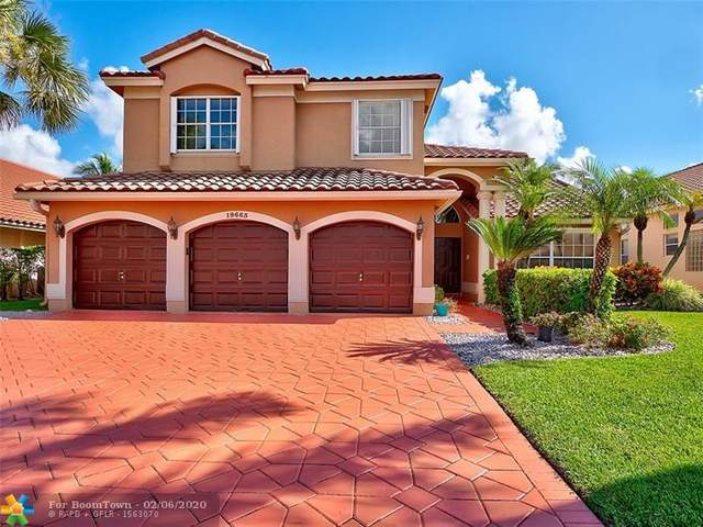 19665 Black Olive Ln, Boca Raton, FL 33498 (MLS #F10215734) :: Green Realty Properties