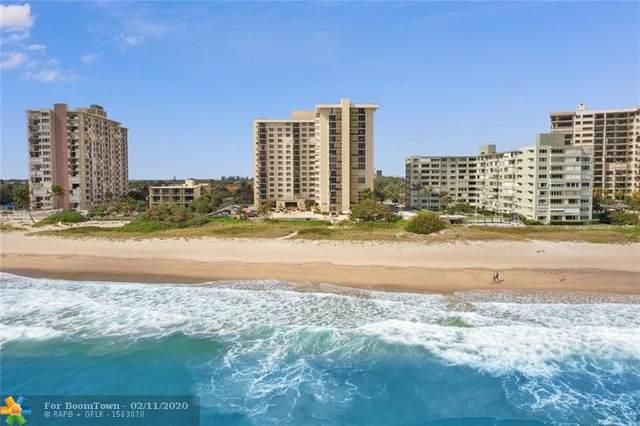 1900 S Ocean Blvd 2H, Lauderdale By The Sea, FL 33062 (MLS #F10215797) :: Green Realty Properties