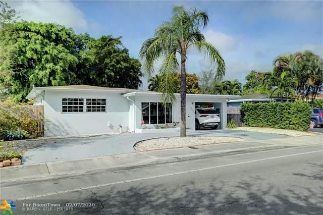 1531 NE 15th Ave, Fort Lauderdale, FL 33304 (MLS #F10215891) :: Green Realty Properties