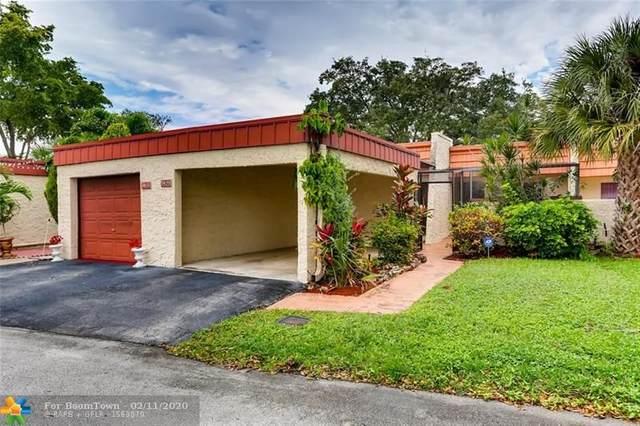 9429 NW 65th St C2, Tamarac, FL 33321 (MLS #F10215902) :: Green Realty Properties
