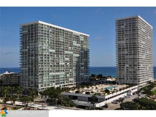 2200 S Ocean Ln #2904, Fort Lauderdale, FL 33316 (MLS #F10215903) :: Berkshire Hathaway HomeServices EWM Realty