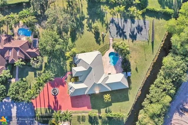 7615 Saratoga Ln, Parkland, FL 33067 (MLS #F10215907) :: Green Realty Properties