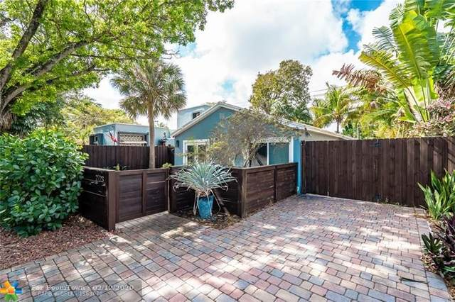 2723 NE 6TH LN, Wilton Manors, FL 33334 (MLS #F10215924) :: THE BANNON GROUP at RE/MAX CONSULTANTS REALTY I