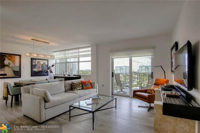 11930 N Bayshore Dr #1101, North Miami, FL 33181 (MLS #F10215927) :: Berkshire Hathaway HomeServices EWM Realty