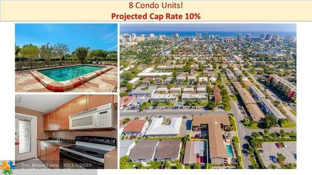 1021 NE 24th Ave, Pompano Beach, FL 33062 (MLS #F10215970) :: Berkshire Hathaway HomeServices EWM Realty