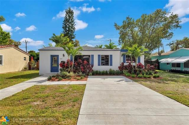 820 SW 19, Fort Lauderdale, FL 33315 (MLS #F10215977) :: Berkshire Hathaway HomeServices EWM Realty