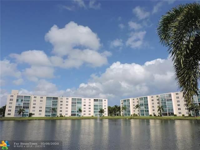 111 SE 3rd Ave #302, Dania Beach, FL 33004 (MLS #F10216026) :: Castelli Real Estate Services