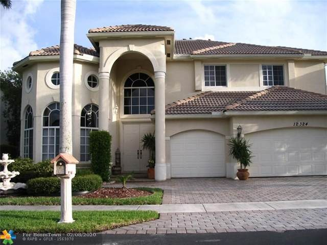 12324 NW 26th St, Coral Springs, FL 33065 (MLS #F10216047) :: Green Realty Properties