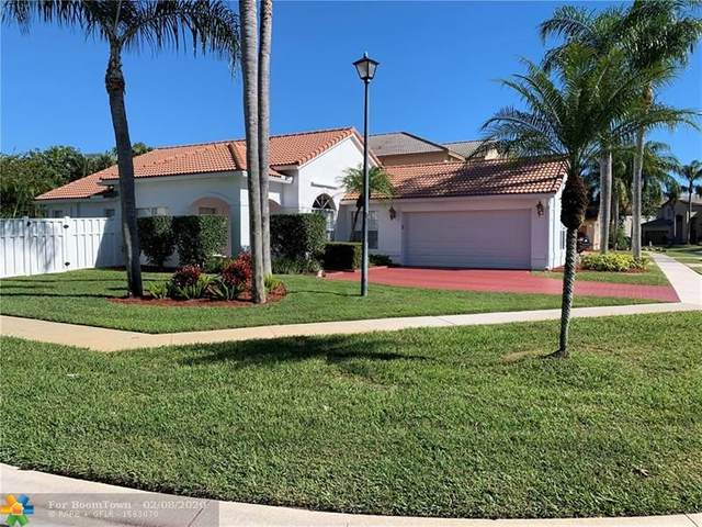 6767 Red Reef St, Lake Worth, FL 33467 (MLS #F10216091) :: Berkshire Hathaway HomeServices EWM Realty