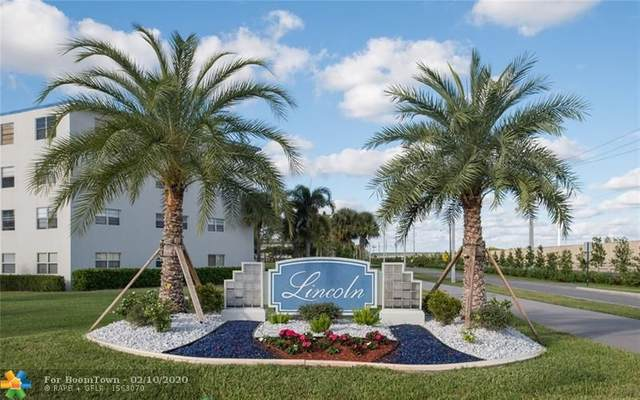 3010 Lincoln A #3010, Boca Raton, FL 33434 (MLS #F10216095) :: The O'Flaherty Team