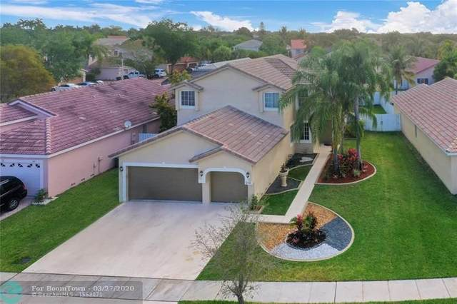Pembroke Pines, FL 33029 :: THE BANNON GROUP at RE/MAX CONSULTANTS REALTY I