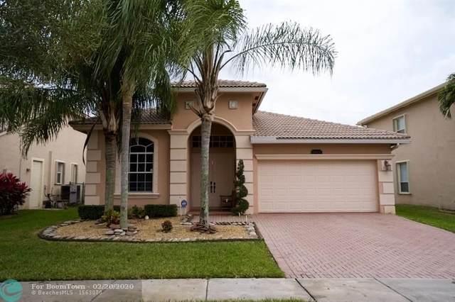 14824 SW 54th St, Miramar, FL 33027 (MLS #F10216160) :: Green Realty Properties