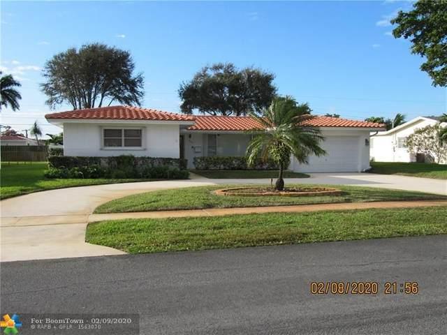 5560 SW 7th St, Plantation, FL 33317 (MLS #F10216174) :: Green Realty Properties