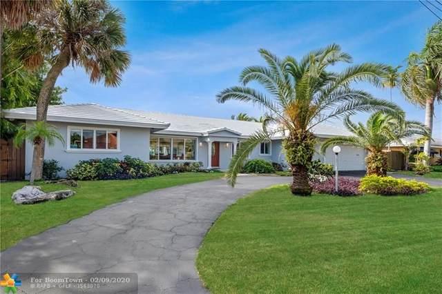 2864 NE 25th Ct, Fort Lauderdale, FL 33305 (MLS #F10216180) :: Berkshire Hathaway HomeServices EWM Realty