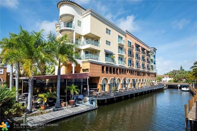 1111 E Las Olas Blvd #415, Fort Lauderdale, FL 33301 (MLS #F10216185) :: THE BANNON GROUP at RE/MAX CONSULTANTS REALTY I