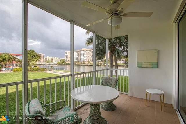 3100 NE 48th Ct #210, Lighthouse Point, FL 33064 (MLS #F10216210) :: Green Realty Properties