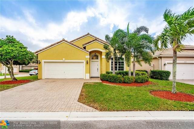 5457 NW 122 DRIVE, Coral Springs, FL 33076 (MLS #F10216222) :: United Realty Group