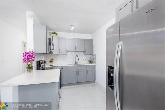 1630 NE 42nd Ct, Pompano Beach, FL 33064 (MLS #F10216250) :: Berkshire Hathaway HomeServices EWM Realty