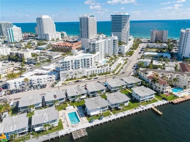 425 Bayshore Dr #13, Fort Lauderdale, FL 33304 (MLS #F10216261) :: Berkshire Hathaway HomeServices EWM Realty