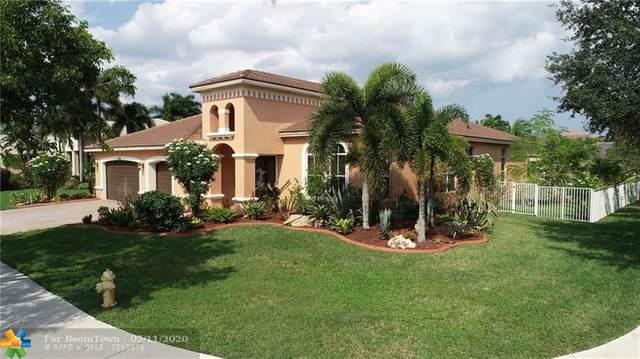 4884 Hibbs Grove Way, Cooper City, FL 33330 (MLS #F10216306) :: United Realty Group