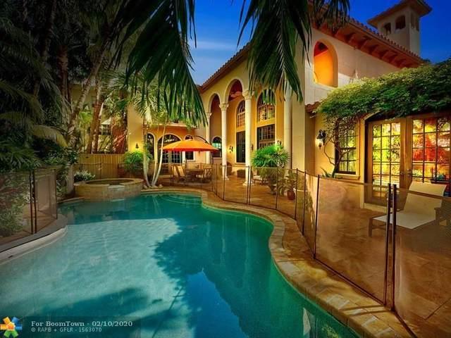 1751 SE Marietta Aka 25 Avenue, Fort Lauderdale, FL 33316 (MLS #F10216323) :: Berkshire Hathaway HomeServices EWM Realty