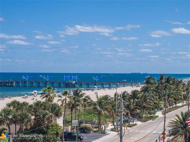 531 N Ocean Blvd #712, Pompano Beach, FL 33062 (MLS #F10216327) :: Green Realty Properties
