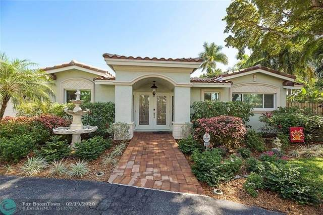 4300 NE 22nd Ave, Lighthouse Point, FL 33064 (MLS #F10216359) :: Green Realty Properties