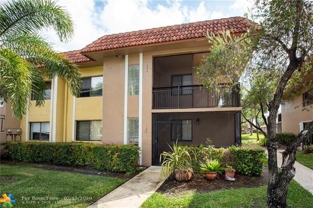 441 Lakeview Dr #104, Weston, FL 33326 (MLS #F10216365) :: Berkshire Hathaway HomeServices EWM Realty