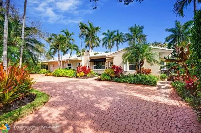 2440 NE 27th Ave, Fort Lauderdale, FL 33305 (MLS #F10216366) :: Berkshire Hathaway HomeServices EWM Realty