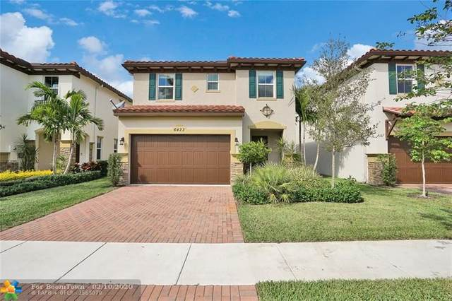 6423 Osprey Landing St, Davie, FL 33314 (MLS #F10216372) :: Green Realty Properties