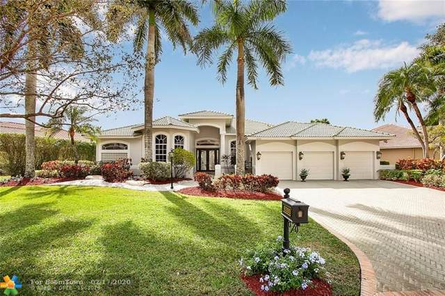 6280 NW 120th Dr, Coral Springs, FL 33076 (MLS #F10216414) :: Castelli Real Estate Services