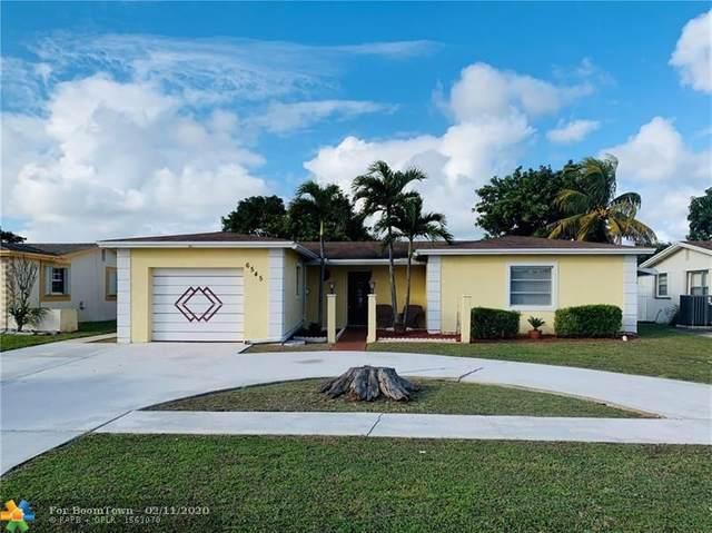 6545 SW 8 Pl, North Lauderdale, FL 33068 (MLS #F10216421) :: Green Realty Properties