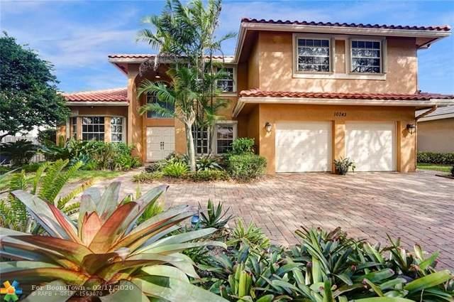 10743 Lisbon St, Cooper City, FL 33026 (MLS #F10216426) :: Green Realty Properties