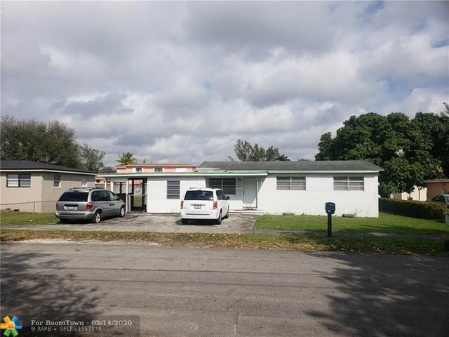 1965 NW 104th St, Miami, FL 33147 (MLS #F10216427) :: The Paiz Group