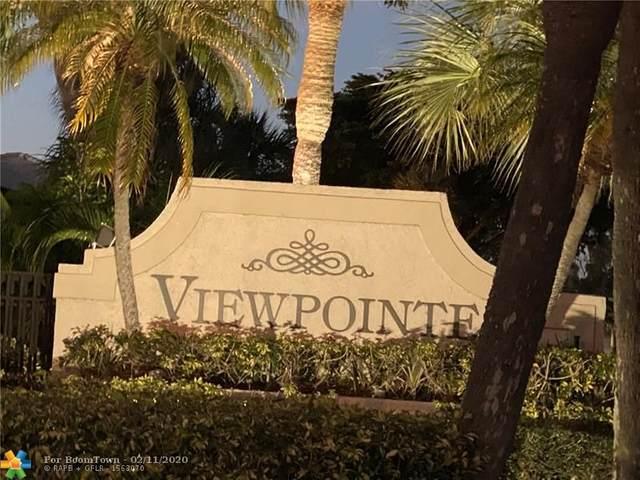 5560 Lakeside Dr #103, Margate, FL 33063 (MLS #F10216428) :: Green Realty Properties